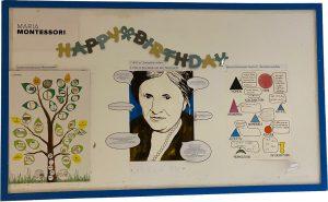 150 Jahre Maria Montessori